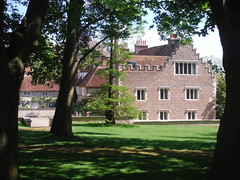 Rycote House, from near entrance gate