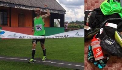 Brunner potřetí za sebou vítězí na Silva Nortica Run