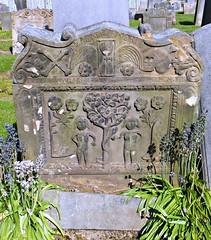 Polmont Parish Churchyard, Scotland