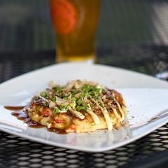 Outdoor Okonomiyaki