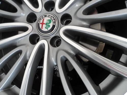 New Alfa Romeo Giulia