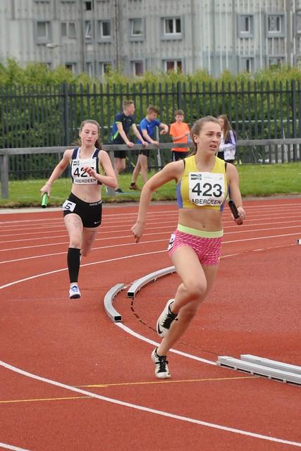 relays under 17 w anna cameron