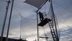 Anne's Flying Trapeze Lessons