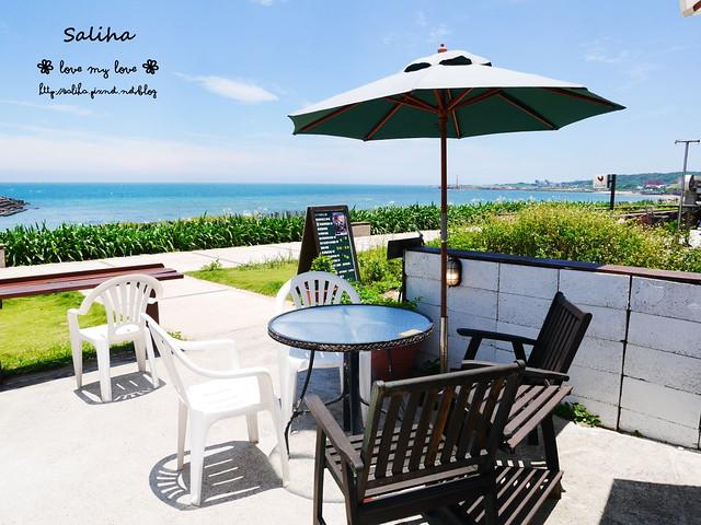 三芝淺水灣海邊咖啡推薦那年夏天餐點 (16)