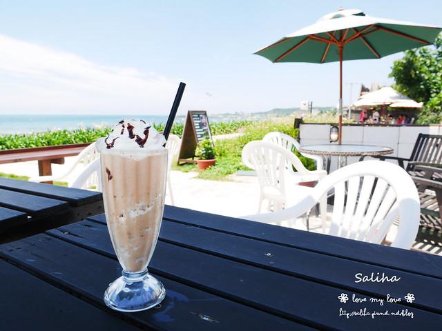 三芝淺水灣海邊咖啡餐廳推薦那年夏天 (3)