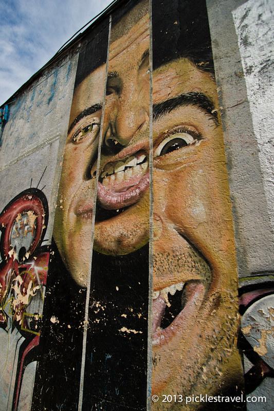 StreetArt Portrait