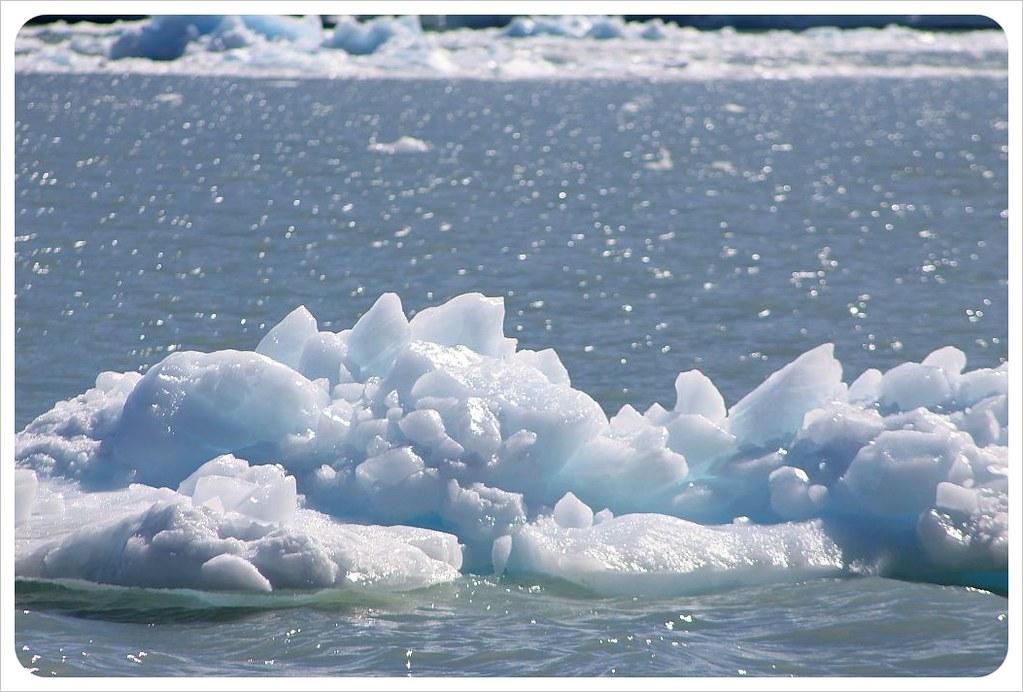 perito moreno glacier argentina ice