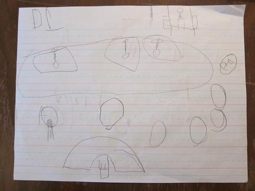 Finn's D1 classroom