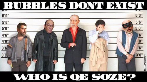WHO IS QE SOZE? by WilliamBanzai7/Colonel Flick