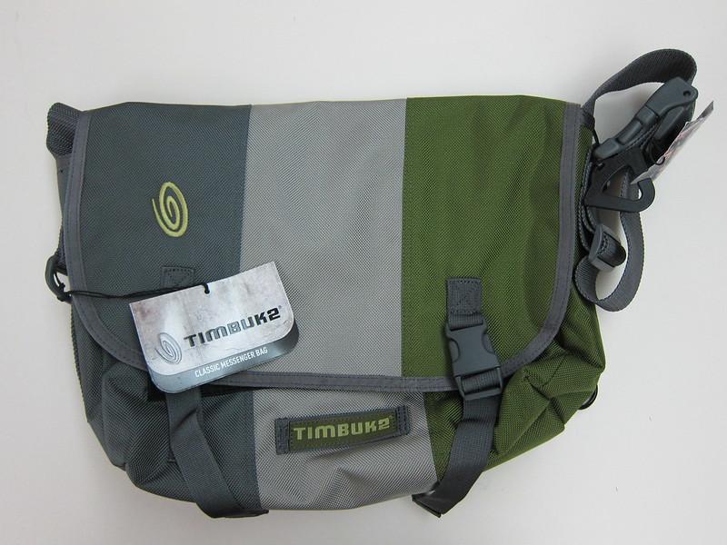 Timbuk2 Classic Messenger Bag - Front
