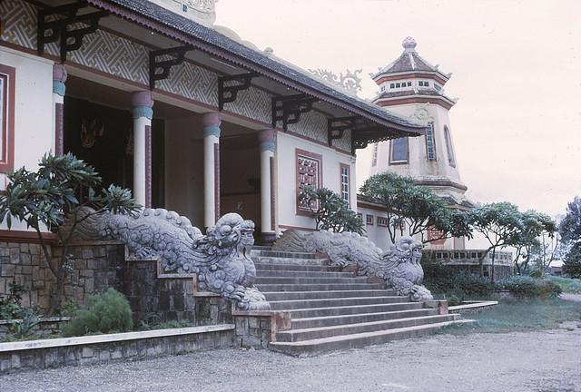 DALAT 1970 - Linh Sơn Pagoda