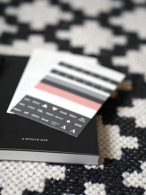 a single day -kalenteri