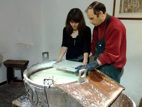 laboratorio didattico museo della carta di fabriano