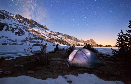Chilly Campsite
