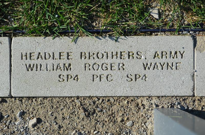 Headlee Bros. Wayne, William.