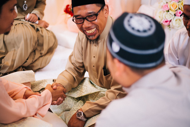 Madi + Afiqah // Ijab Qabul