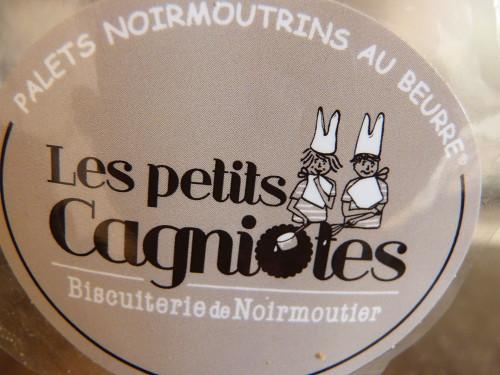 Fraisier aux petits cagniotes de Noirmoutier