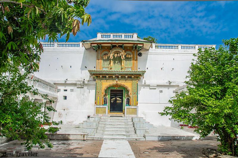 Sitaram Bagh Temple Mangalghat Hyderabad