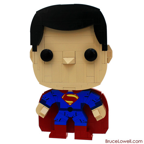 LEGO Man of Steel Superman (POP! Hero)