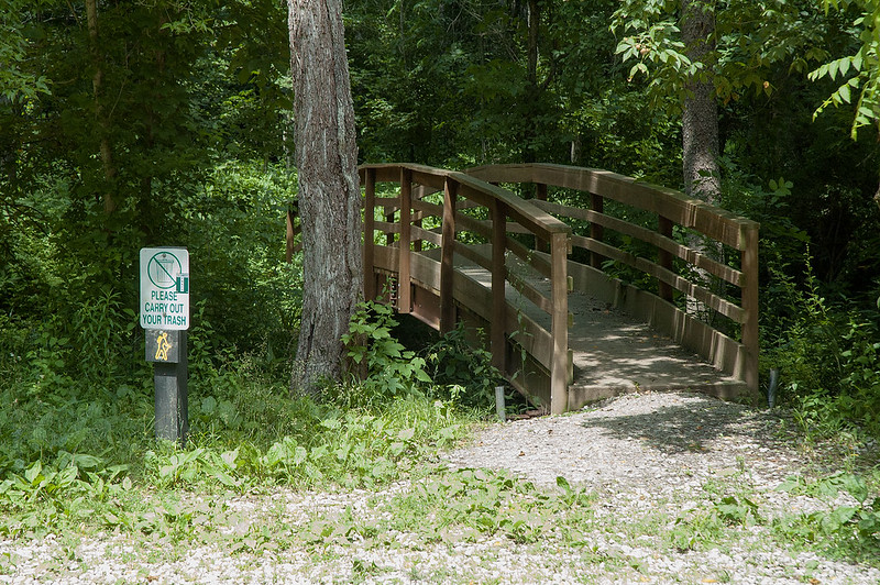 Morgan-Monroe State Forest - Back Country - June 13, 2013