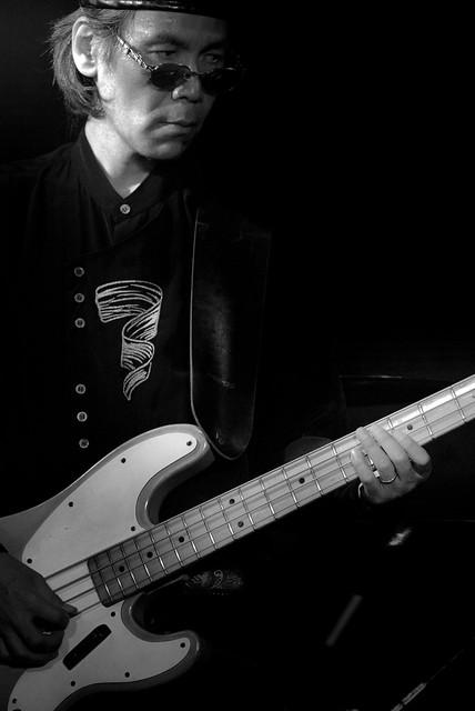 O.E. Gallagher live at Crawdaddy Club, Tokyo, 15 Jun 2013. 129