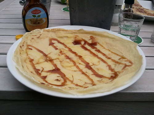 Pancakes in Edam