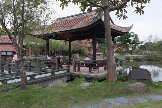 台北市 - 林安泰古厝 - 旅遊美食林安泰古厝