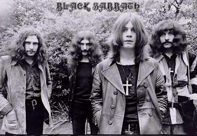 Black Sabbath y su imagen oscura