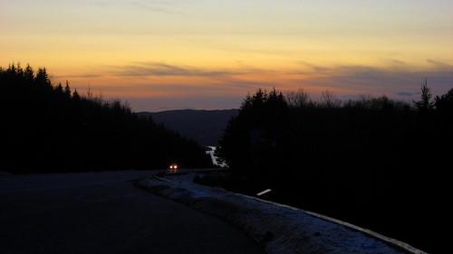 sunset transcanadahighway lookoff stanns capebretonisland kellysmountain