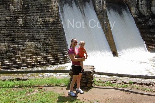 standing stone park dam me and rowan watermark
