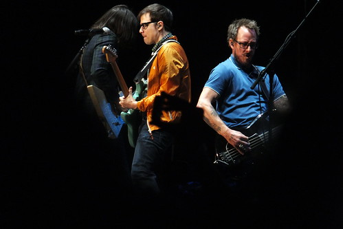 Weezer at Ottawa Bluesfest 2013