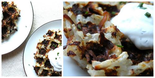 Mrs. Fields Secrets Hash Brown Waffles