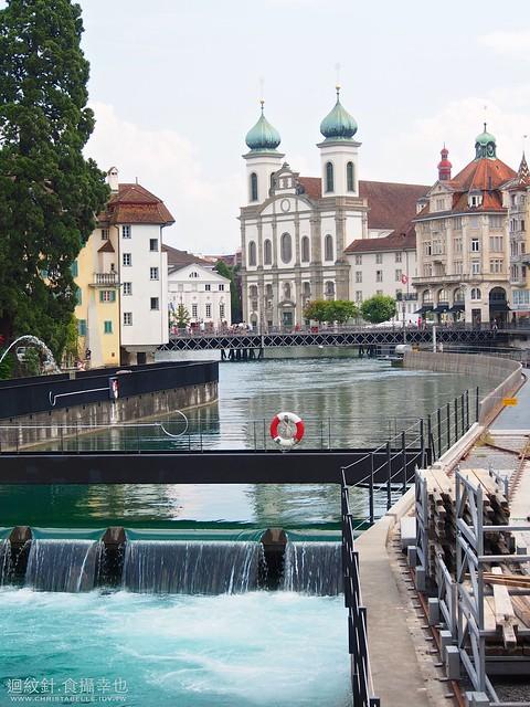 琉森 Lucerne / Luzern