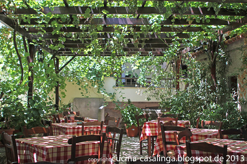 Pirgos Restaurant Pergola