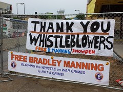 July 27, 2013. Minneapolis Rally for Bradley Manning!