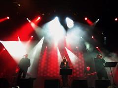Magnus, Nina och Ebbot sjunger Velvet Underground