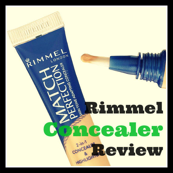 Rimmel Match Perfection Concealer, concealer for acne, an amazing concealer