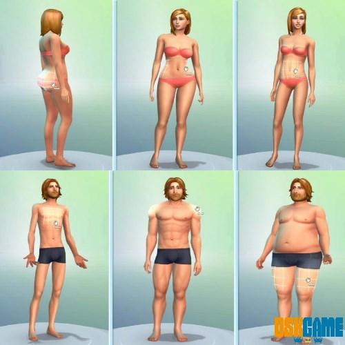 Los Sims 4-4