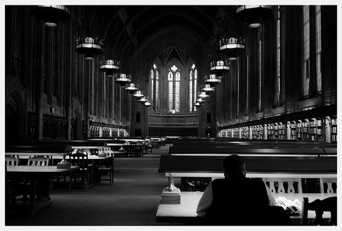 Suzzallo Library, Biblioteca Principal, University of Washington, Seattle