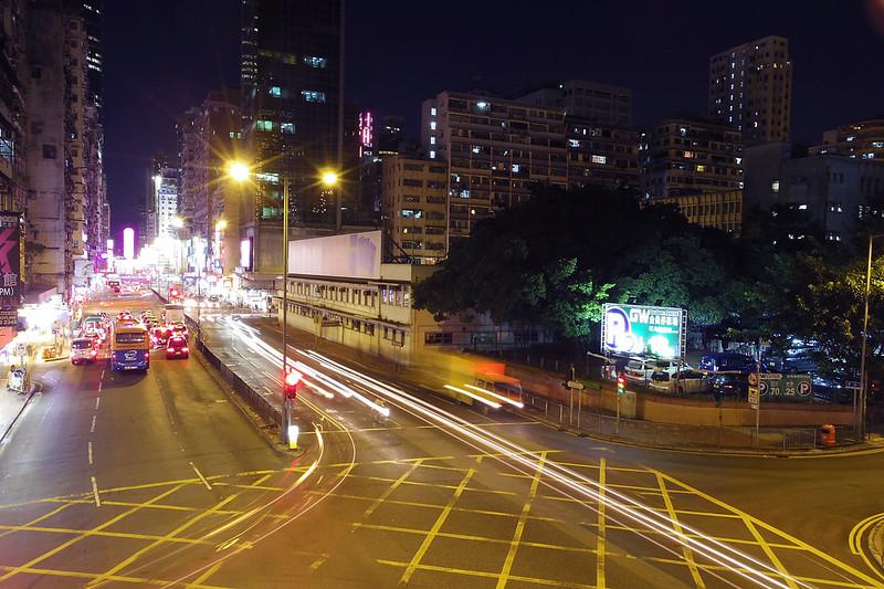 興之所致的夜景 by pentax q