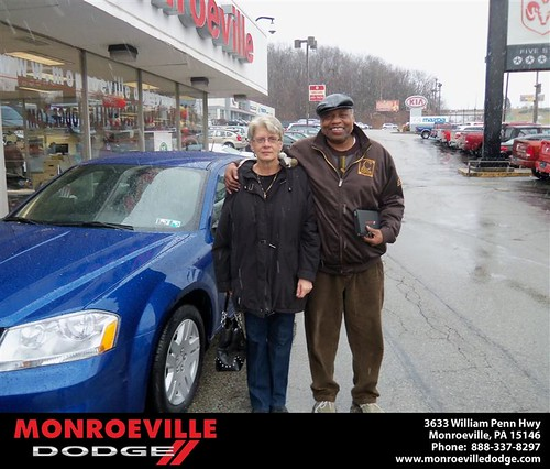 Happy Birthday to Barry A Canada from Weekley Brandon and everyone at Monroeville Dodge! by Monroeville Dodge