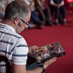 The Art of Reading Graphic Novels workshop |