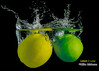 Lemon & Lime by A microsecond in time captured for eternity