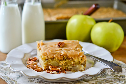 Fresh Apple Cake-16
