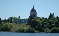 capitol from marathon park