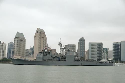 USS Cowpens (cg63)
