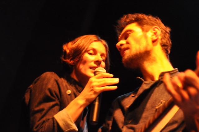 Anne Emmanuelle Deroo & Sebastien Martel by Pirlouiiiit 19092013
