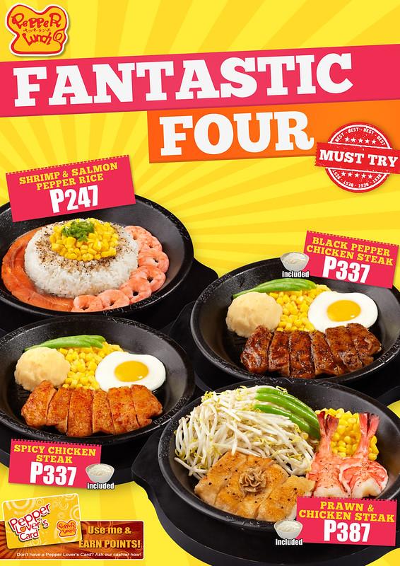 Fantastic Four A4 FA
