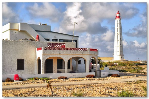 Farol do Cabo de Santa Maria by VRfoto