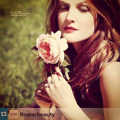 Drew Barrymore Created This  Amazing Beauty Line FLOWER @flowerbeauty on the Blog  www.therabbitandtherobin.co.za {follow me @robindeel on Instagram} Official @rabbitandrobin  #beauty #drewbarrymore #drew #flowerbeauty #flower #makeup  #Repost from @flowe